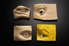 Eye Carvings by Catherine Truman