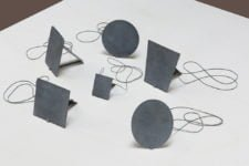Medaillon pendants/frames by Lucy Sarneel