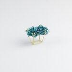 Linked ring by Carlier Makigawa