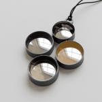 Spiegel pendant by Jiro Kamata