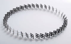 Blanche Tilden, Parallel necklace by 20/20