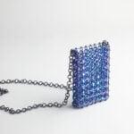 Linked pendant by Carlier Makigawa